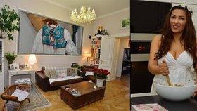 Po rozvodu s hercem Ivanem Vyskočilem se Anife usídlila na pražském Smíchově ve starém měšťanském bytě