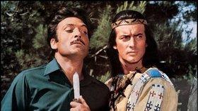 1965: S Pierrem Bricem ve filmu Poslední výstřel.