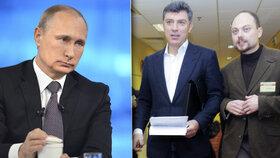 Putinův kritik záhadně zkolaboval: Jeho žena ho chce dostat z Moskvy