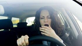 Nenechte se za volantem přemoci mikrospánkem, následky jsou fatální!