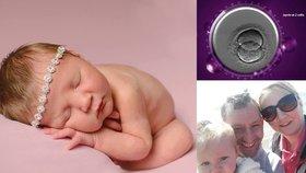 V dnešním moderním světě může fotoalbum vašeho potomka začít už v laboratoři IVF.