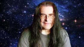 Astrolog a mág Raven Argoni
