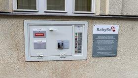 Do babyboxu v Hloubětíně někdo odložil chlapečka: Dostal jméno Vladislav