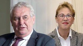 Norskou velvyslankyni Zeman na oslavách nechce. Má na to plné právo, dí politici