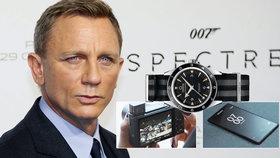Skrytá reklama v nové bondovce Spectre: Agent 007 si podle ní žije na vysoké noze