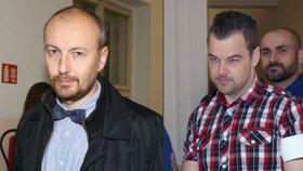 Znalec Radek Matlach v Ostravě napadl verzi obžaloby o vraždě elektrickým proudem.