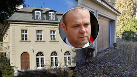 Krejčířova vila je prodaná: Vydražili ji za necelých 16 milionů