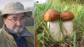 Jednatel České mykologické společnosti Vít: Konec houbaření v Česku kvůli změnám počasí?