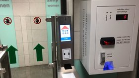 WC v pražském metru budou komfortnější: Přibude systém pro nevidomé i bezbariérová kabinka