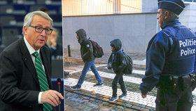 """""""Každý se může stát terčem teroru,"""" varují europoslanci. A zmínili migranty"""