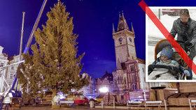 Pražské Vánoce pod dozorem agentů: Sledujte ZDE živý přenos ze Staromáku!