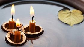 Manuál vánočních zvyků a tradic: Lijte olovo a pouštějte lodičky