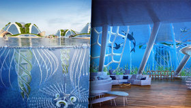 Osídlí lidé město na moři? Architekt navrhl ekořešení i pro migranty