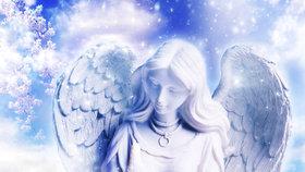 Andělé tu jsou, aby nám pomohli