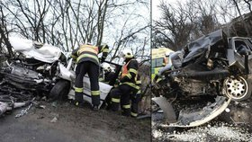 Řidička nepřežila nehodu na Litoměřicku: Malé dítě skončilo v nemocnici