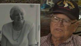 Válečný veterán (93) se po 70 letech vydá za svou ztracenou láskou