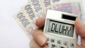 Zadlužení českých domácností vzrostlo meziročně o 113,6 miliardy korun