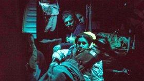 Čechy zachraňoval z rozbouřeného moře vrtulník. U Miami se jim zlomil stěžeň