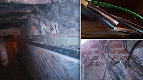 Zloději v Nemocnici Na Bulovce ukradli 250 metrů silnoproudého kabelu.