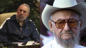 Fidelovi umřel milovaný bratr Ramón.