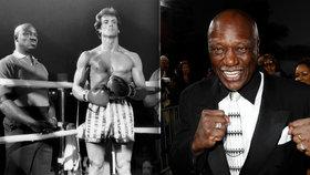 Zemřel trenér Rockyho: Herec Tony Burton (†78) podlehl dlouhé nemoci