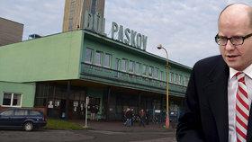 Sobotka kritizoval divokou privatizaci OKD i s byty. Svoje kroky dál hájí