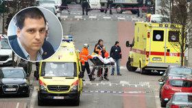 Svědectví Čechů z Bruselu: Strach a krev v ulicích, opatření v europarlamentu