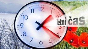 Přichází změna času, nezapomeňte si posunout hodiny