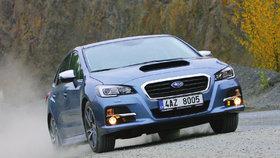 Subaru Levorg: Ten jede!