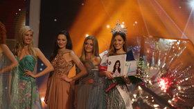 Českou Miss 2016 se stala roztleskávačka Andrea Bezděková!