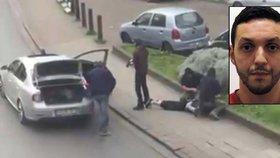 V Belgii zadrželi Abriniho. Je podezřelý z teroristických útoků v Paříži