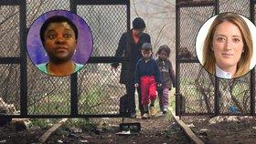 """""""Na uprchlice sexuálně útočí, děti mizí."""" Europoslankyně lobbovaly za nové kvóty"""