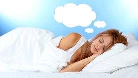 Co o vás prozradí vaše sny?