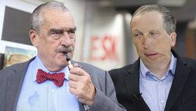 Klaus ml. má pro Schwarzenberga tvrdé proroctví. A sám chce do Sněmovny