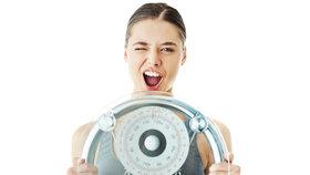 Jak shodit posledních 5 kilo, když se váha zastavila, přestože cvičíte