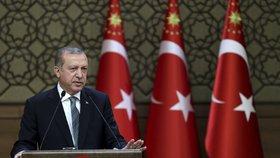 Turecko se snaží získat členství v Evropské unii. Prezident Erdogan ale Brusel zhusta kritizuje.