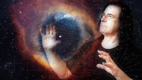 Raven Argoni, astrolog a čaroděj.