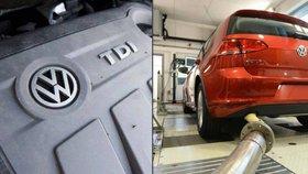 Sedm let za aféru dieselgate? Manažer Volkswagenu čelí v USA obvinění