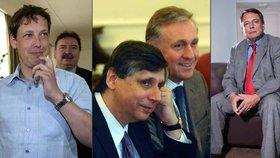 Zavrtat se do velkých zadků! Topolánek píše o Paroubkovi, Grossovi a Fischerovi