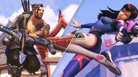 Overwatch konečně vyšel, jde o první střílečku od kultovního studia Blizzard