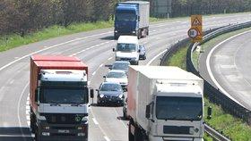 Praha narazila se zákazem vjezdu kamionů do města. Zvažuje automatické pokuty