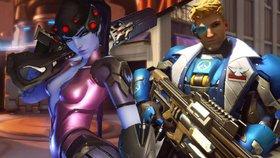 Overwatch recenze: Krále online stříleček ukutili v Blizzardu