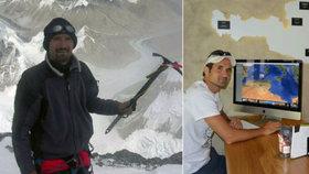 Pavlovi (38) nevěřili výstup na Everest! Po 11 letech mu to potvrdil soud