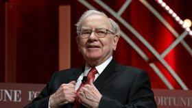 Na oběd s miliardářem Buffettem za 84 milionů korun. Vydražil ho anonym