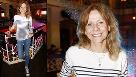 Legendární kytaristka Lenka Filipová (62) má postavu jak dvacítka!