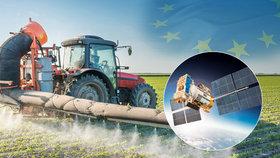 Úrodu ohlídá družice. Brusel chce do boje s hladem zapojit moderní techniku