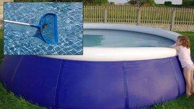 Jak a čím si udržet bazén v dokonalé čistotě a kondici: 4 pomocníci pro křišťálovou vodu