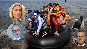 """Řekli """"ano"""", úspěchu ale nevěří. Čeští europoslanci """"cupují"""" hraniční stráž EU"""