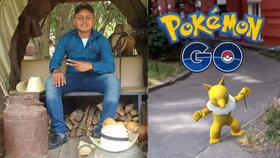 Smrt kvůli Pokémon Go! Mladík (†18) zemřel při lovení fiktivních tvorů