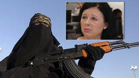 Jourová bojuje proti terorismu: Je nutné se vzdát kusu svobody výměnou za bezpečnost.